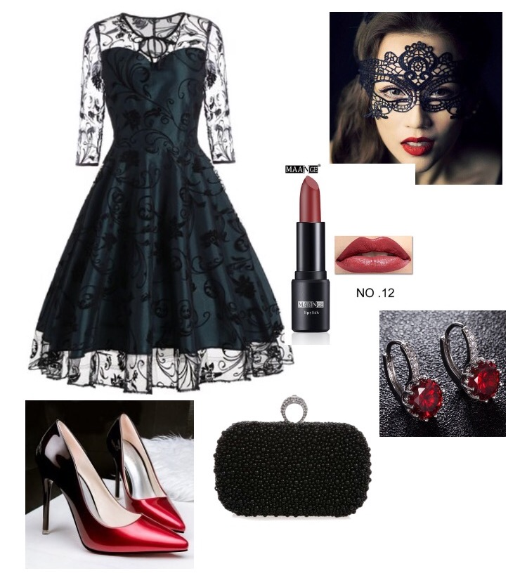 Helloween outfit